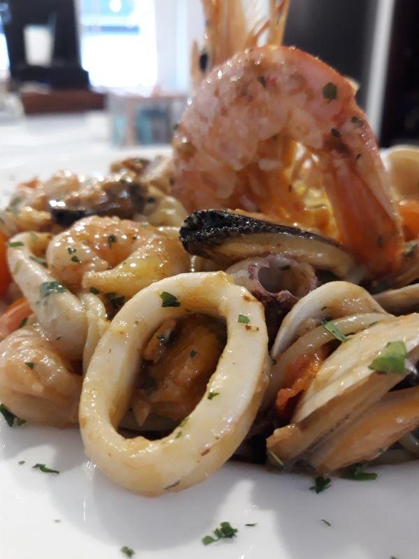 Restaurante especializado en cocina del mar en Tenerife