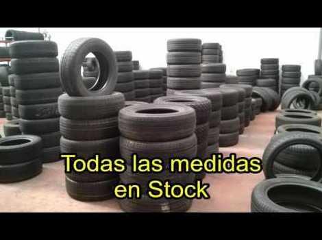 Los neumáticos de segunda mano disparan el riesgo de accidente