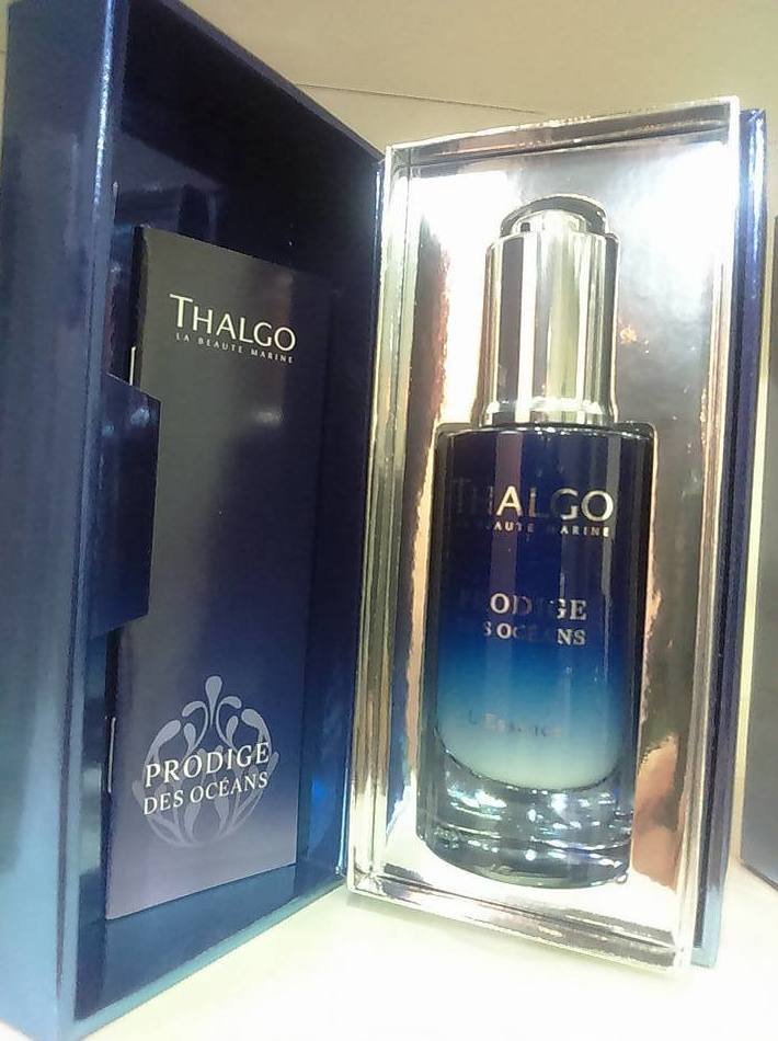Thalgo, productos de cosmética natural