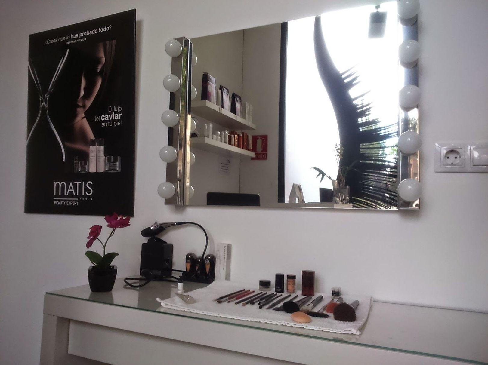 Nuestro set de maquillaje