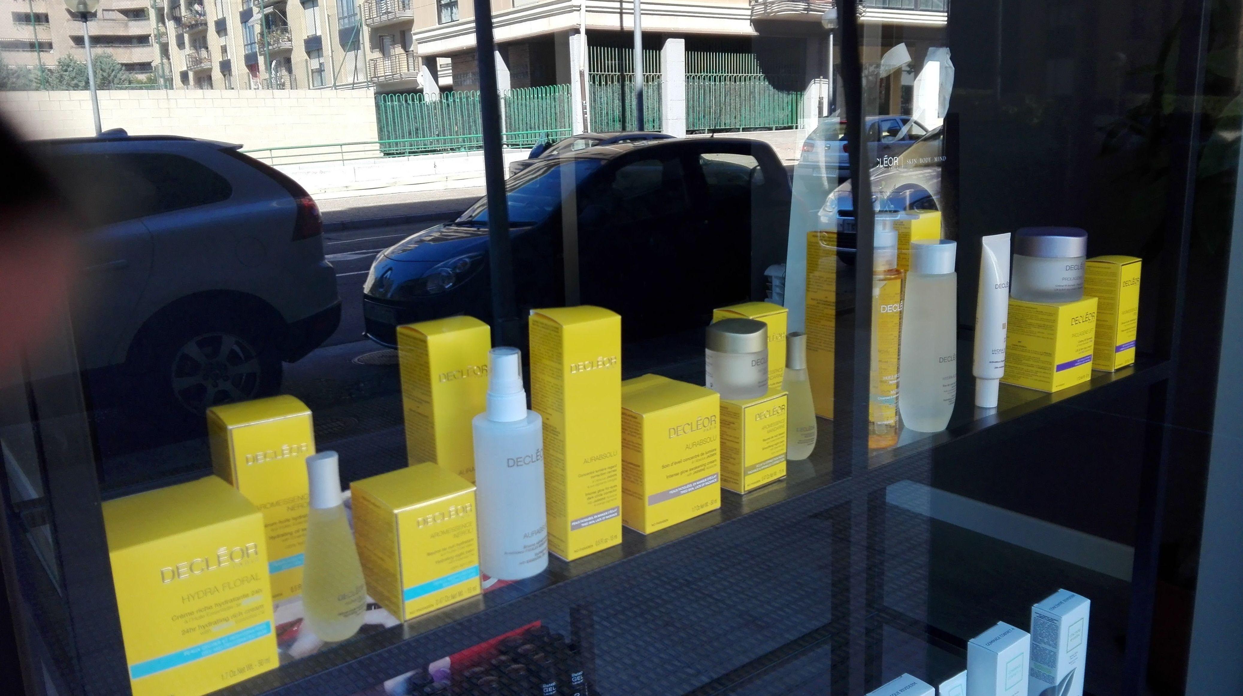 Los productos de belleza a los mejores precios en Logroño