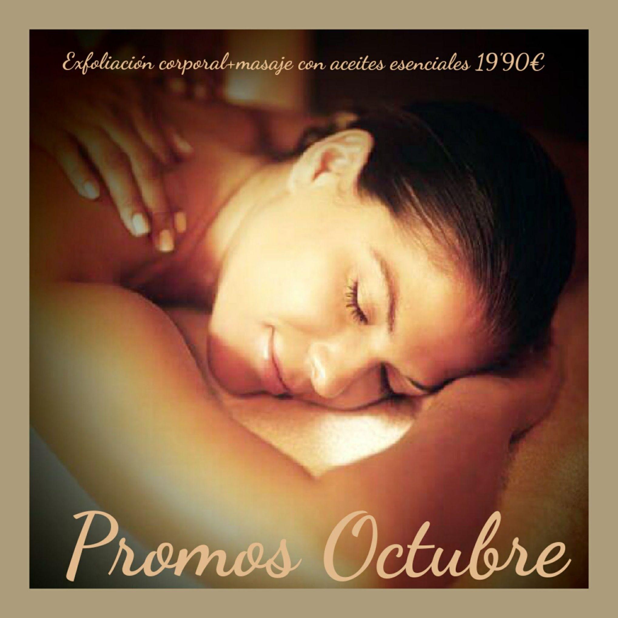 Promociones para Octubre en tratamientos estéticos