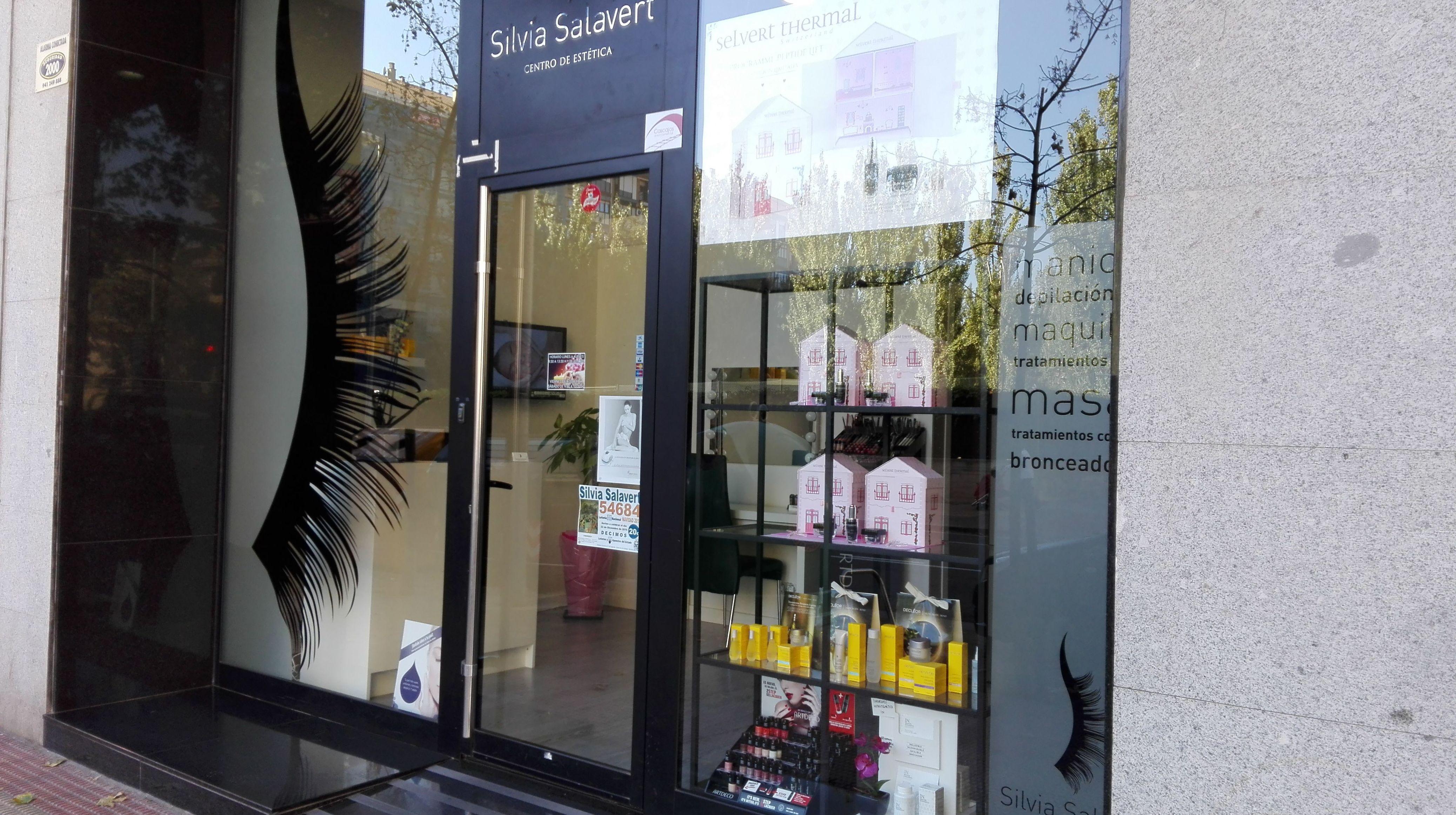 Foto 5 de Centro de estética y belleza en Logroño | Centro de Estética Silvia Salavert
