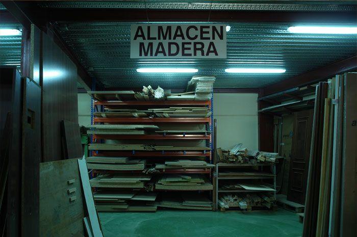 Taller de carpintería Huelva