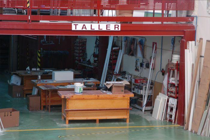 Carpintería metálica Huelva