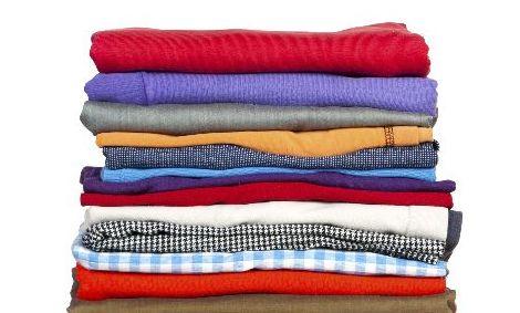 Lavado industrial de ropa de forma para residencias y sanidad