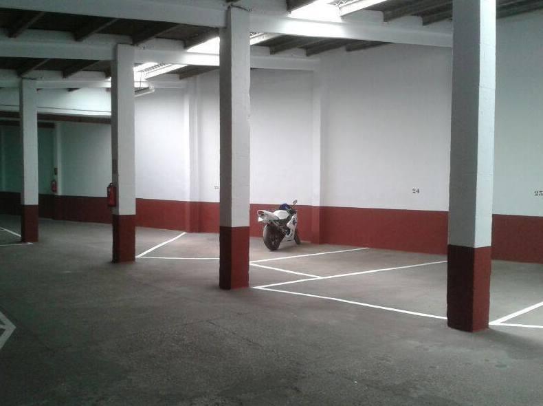 Pintura de garajes en Valladolid