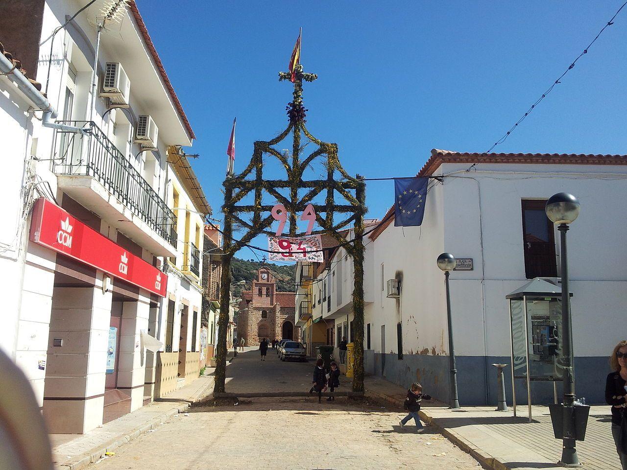 Fiestas locales: Servicios de Ayuntamiento de Guadalmez