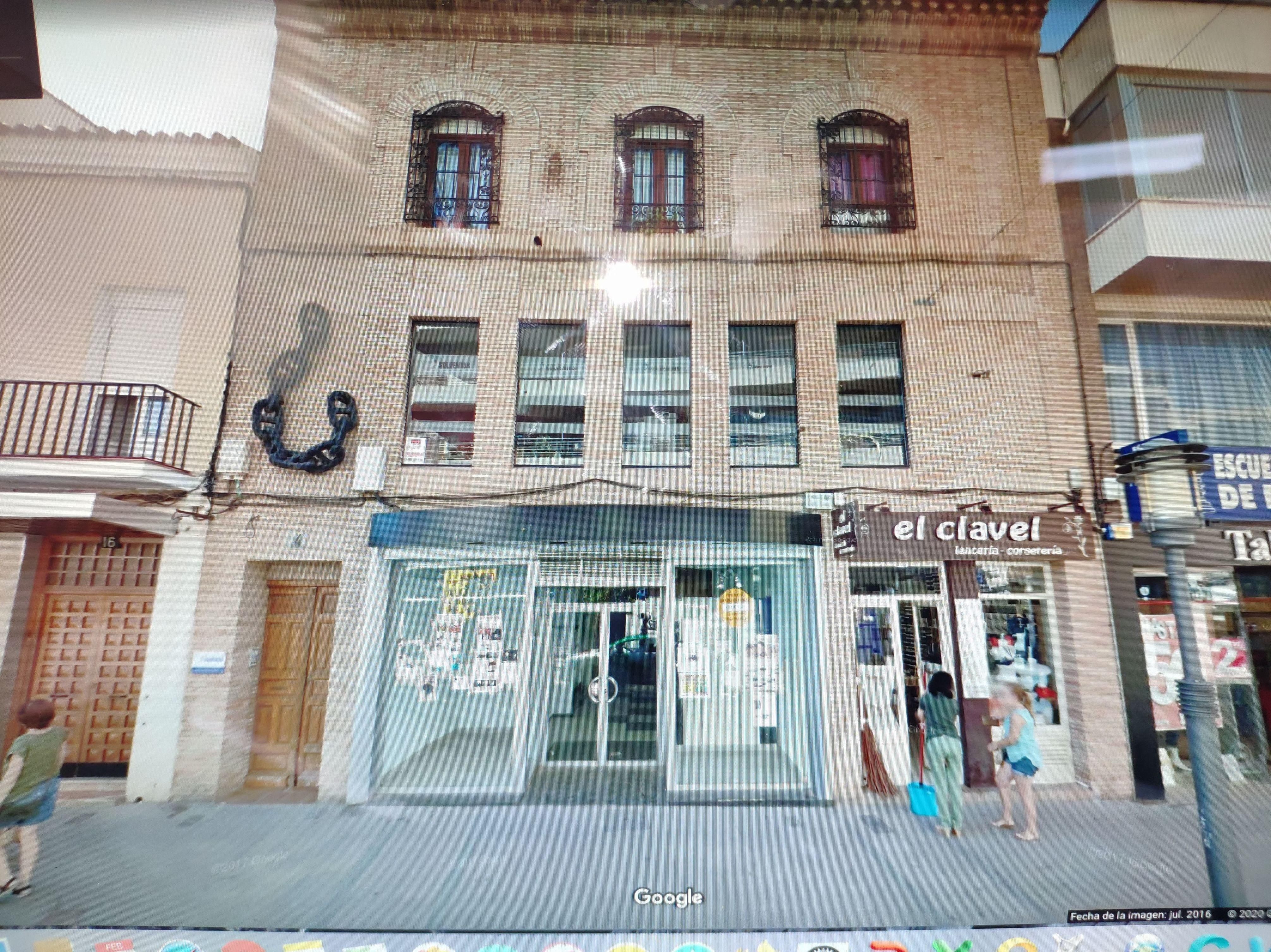 Venta de local en la Castelar: Inmuebles Urbanos de ANTONIO ARAGONÉS DÍAZ PAVÓN