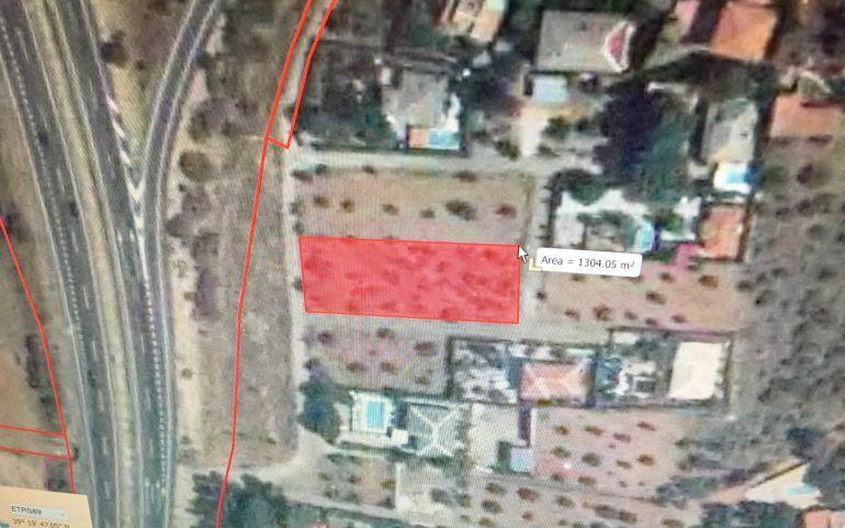 Parcela en urbanización Las Huertas: Inmuebles Urbanos de ANTONIO ARAGONÉS DÍAZ PAVÓN