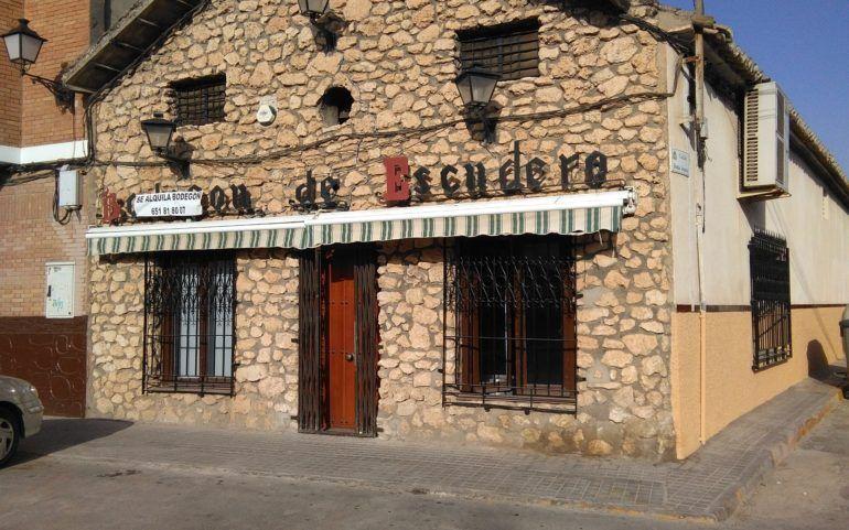 Venta de bar más vivienda en el centro del pueblo: Inmuebles Urbanos de ANTONIO ARAGONÉS DÍAZ PAVÓN