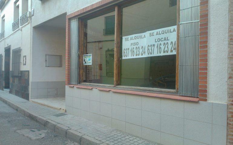 Venta de piso más local comercial: Inmuebles de Inmobiliaria Minerva