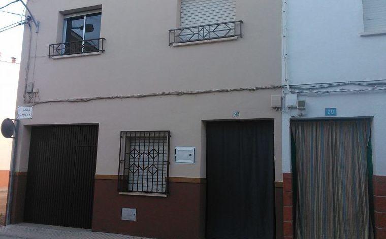 Casa en Alquiler: Inmuebles Urbanos de ANTONIO ARAGONÉS DÍAZ PAVÓN