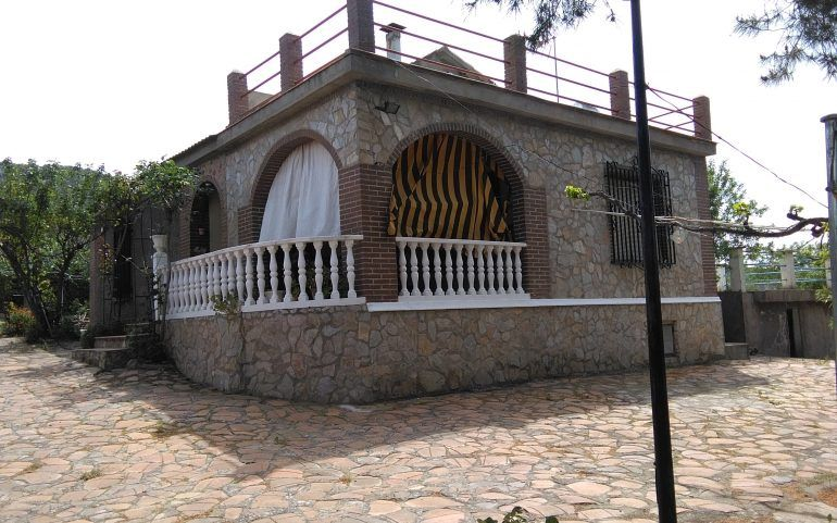 Venta de chalet en sierra Puerto Lápice: Inmuebles de Inmobiliaria Minerva