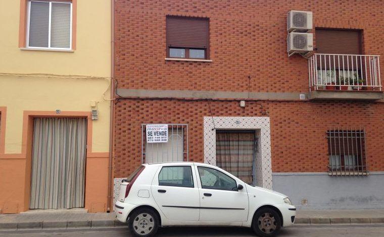Venta de casa en Calle Oratorio: Inmuebles Urbanos de ANTONIO ARAGONÉS DÍAZ PAVÓN