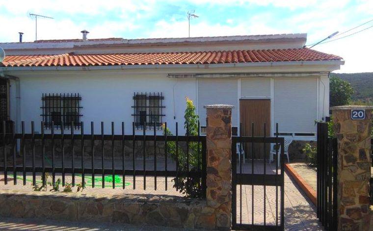 Chalet Avenida Juan Carlos I