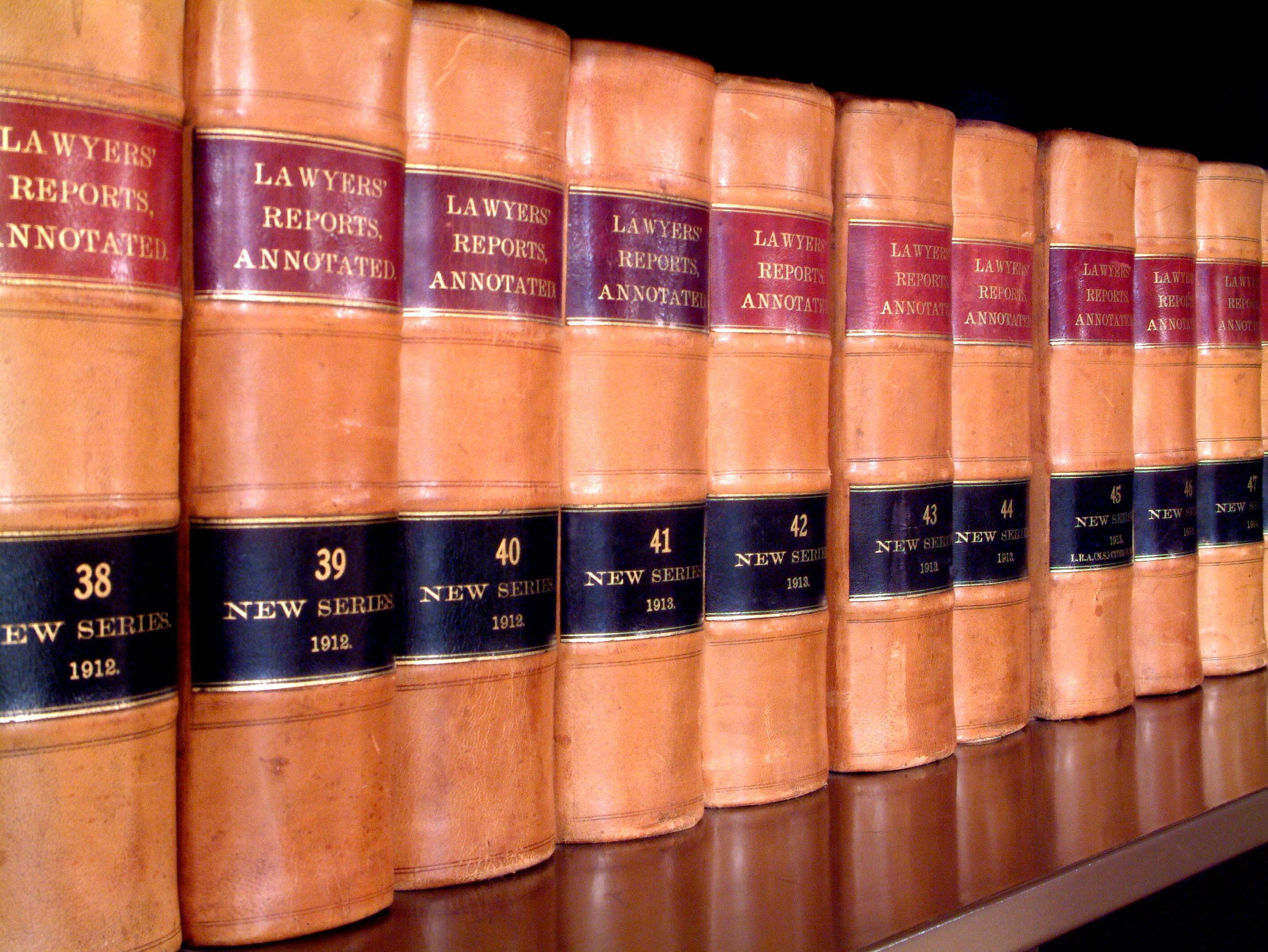 Abogados especializados en derecho penal