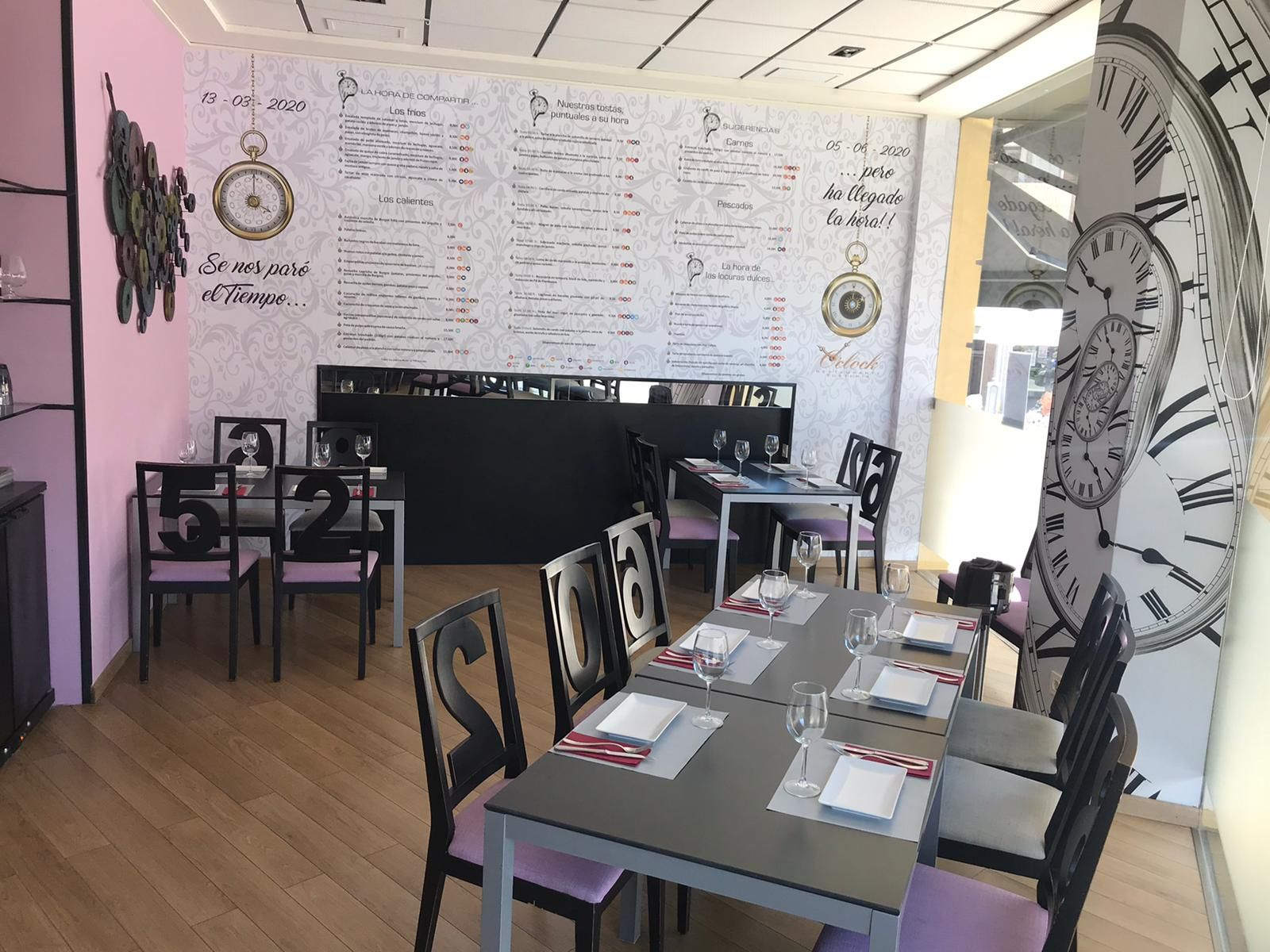 Foto 2 de Restaurante en Valencia | Cafetería Tosteria O´Clock