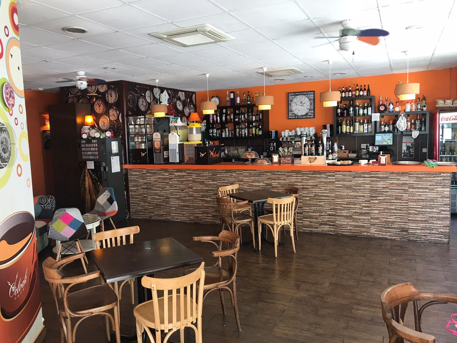 Foto 5 de Restaurante en Valencia | Cafetería Tosteria O´Clock