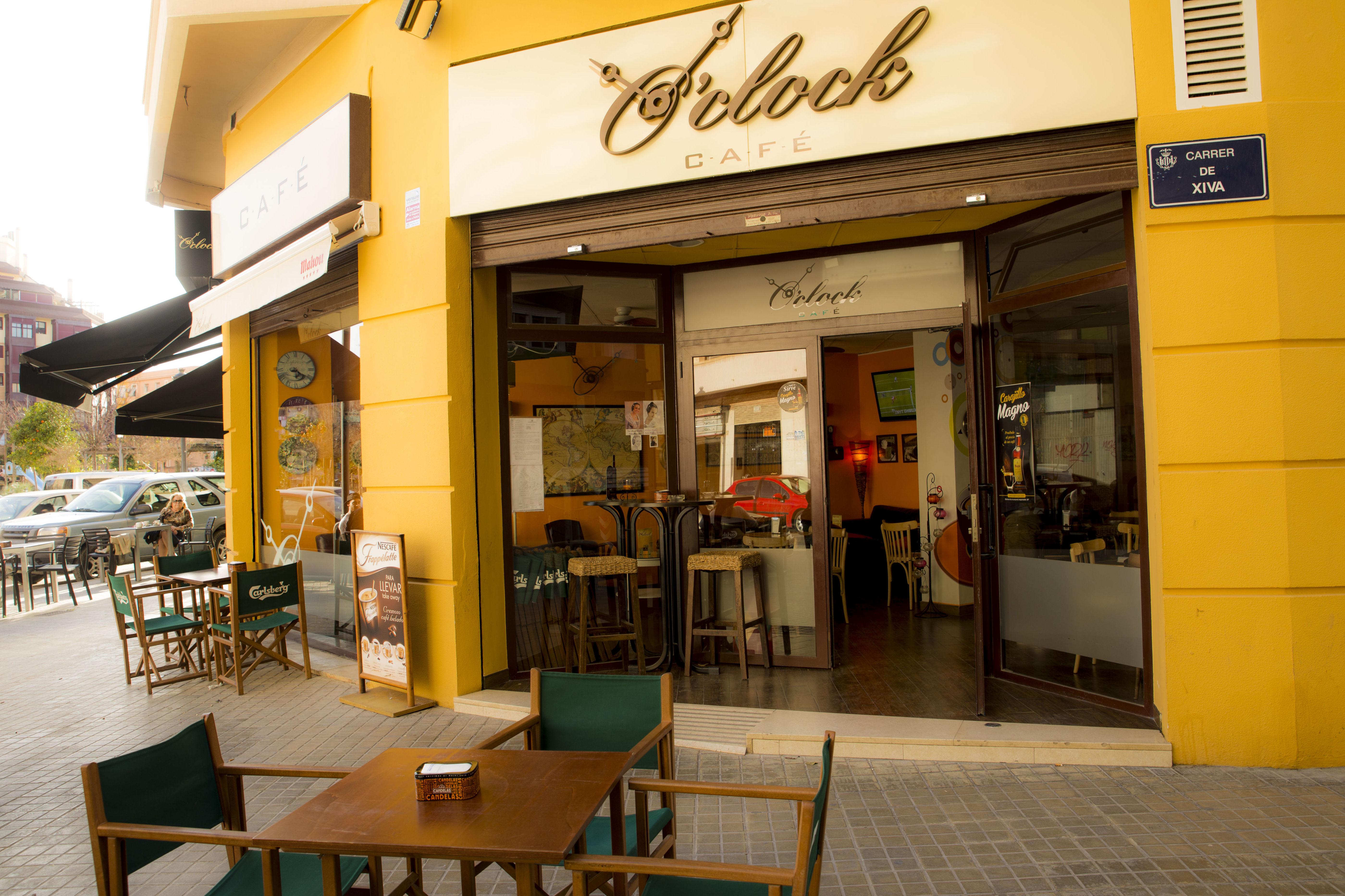 Foto 30 de Restaurante en Valencia | Cafetería Tosteria O´Clock