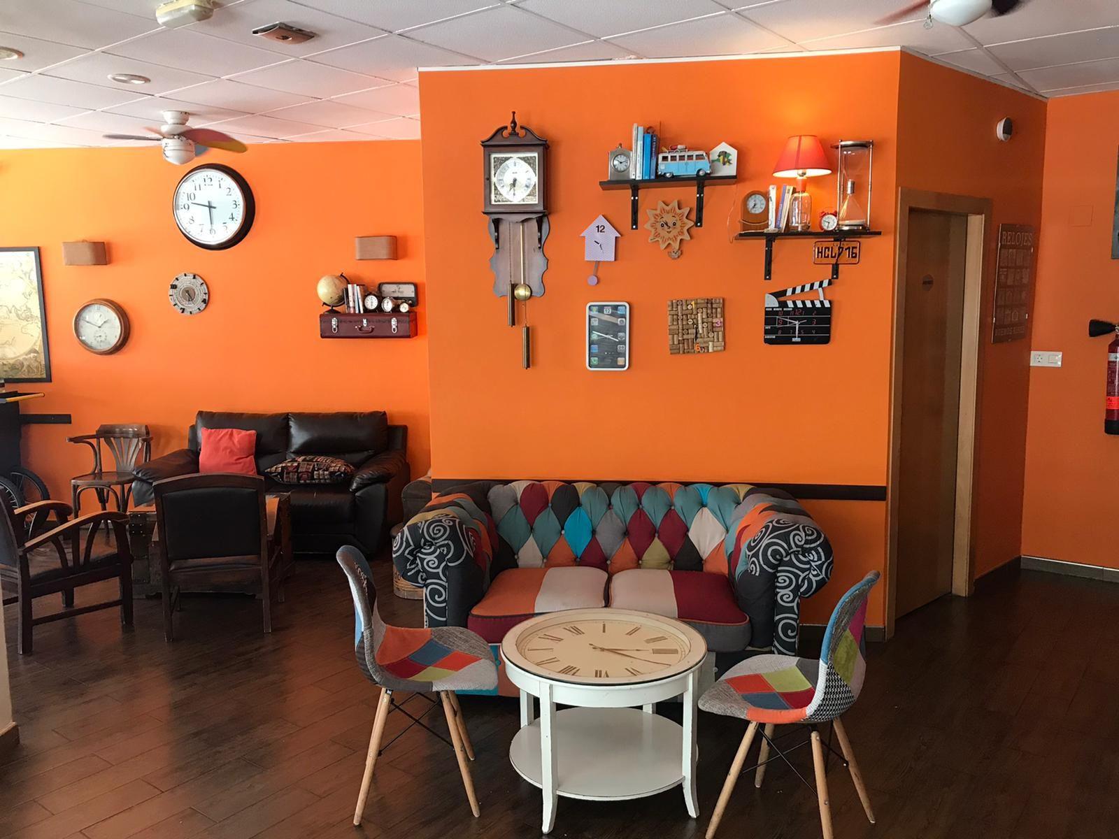 Foto 4 de Restaurante en Valencia | Cafetería Tosteria O´Clock
