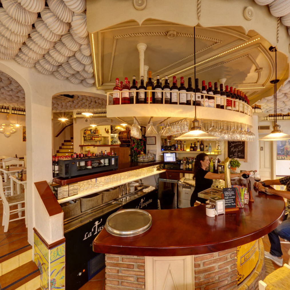 Bar at La Tasquita