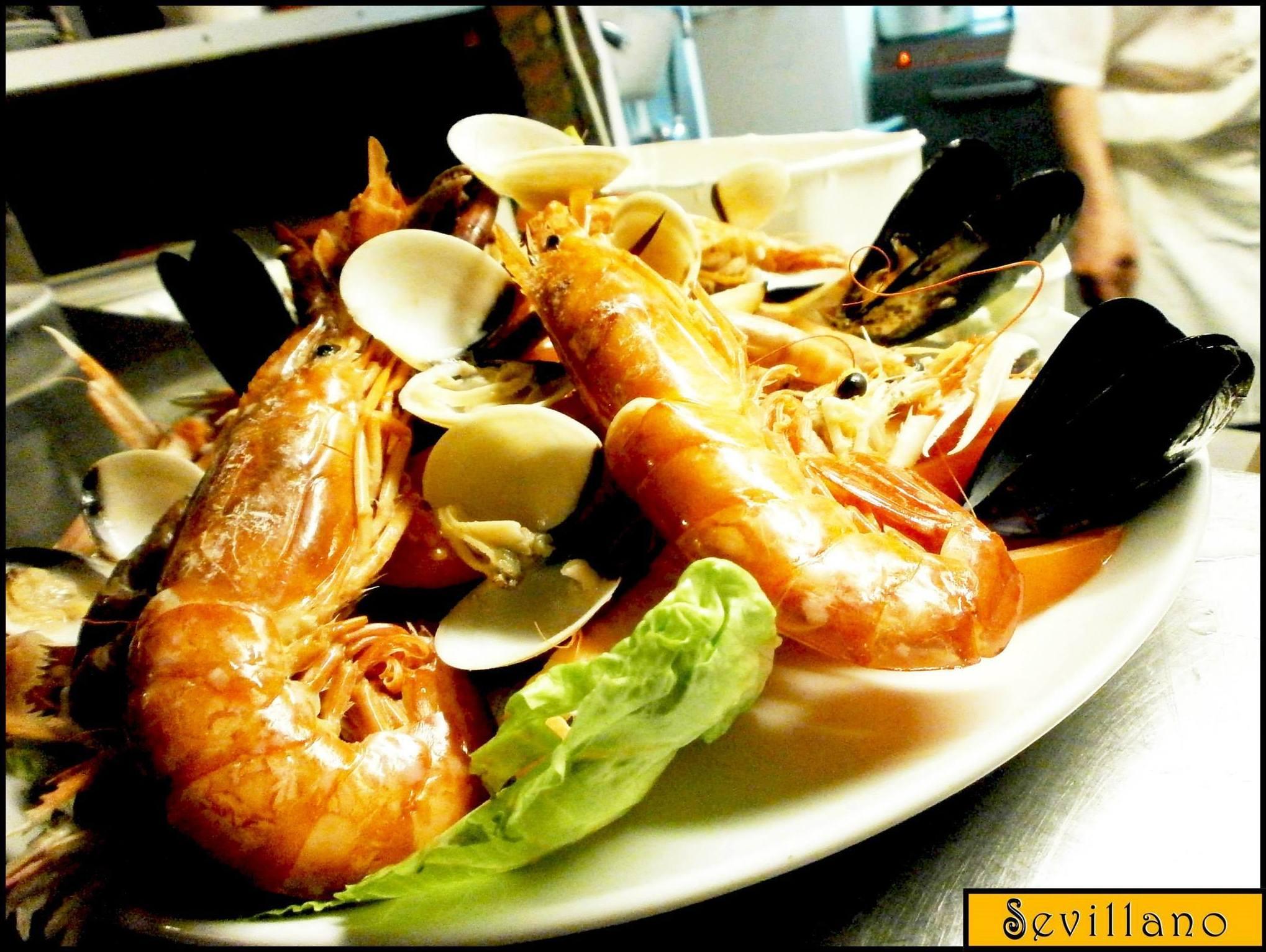 Foto 58 de Andalusian cuisine en Nerja | Restaurante Sevillano