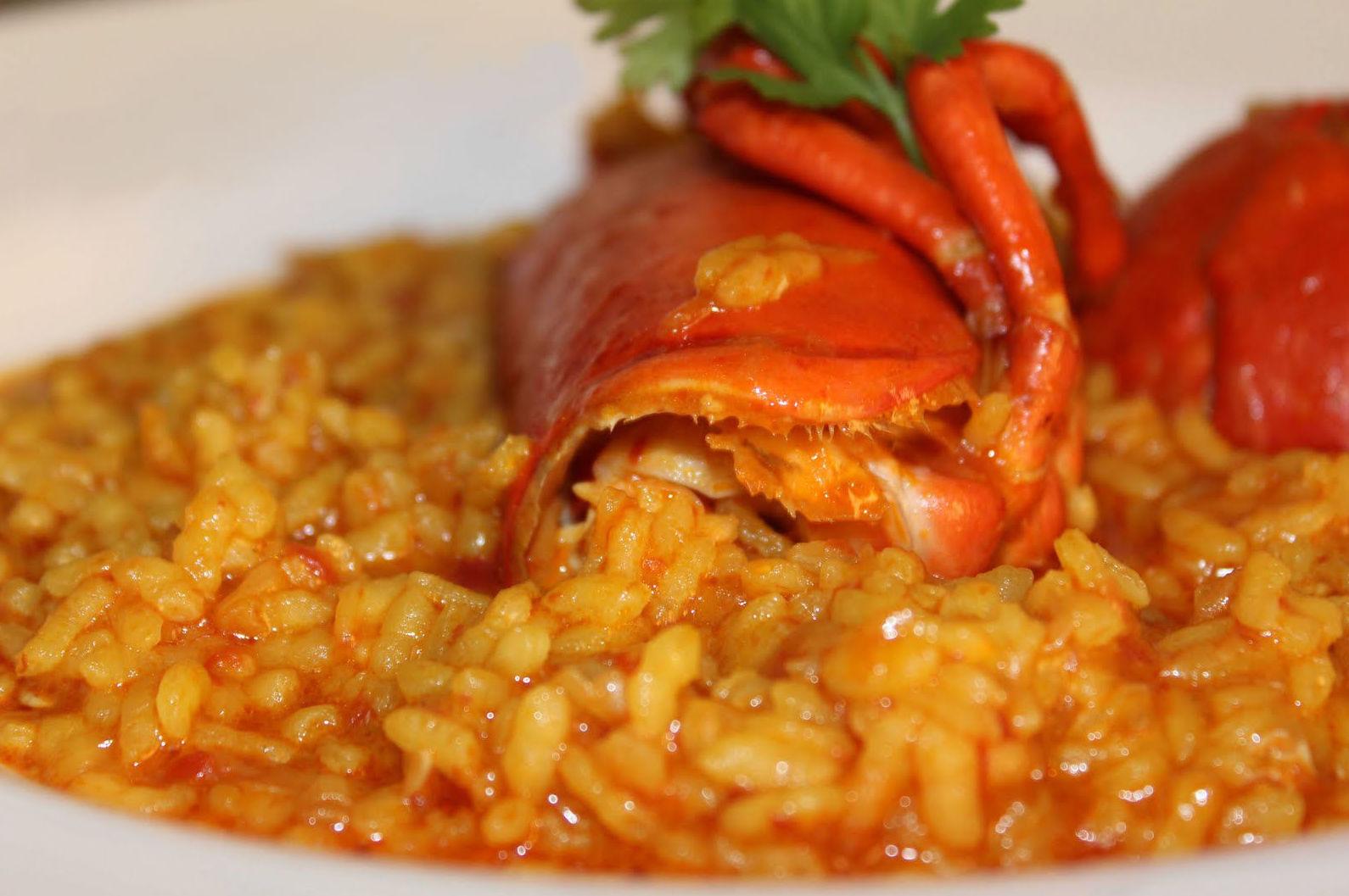 Paella Bogavante: CARTA EL SEVILLANO de Restaurante Sevillano