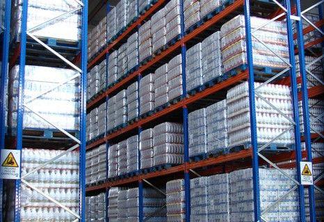Logística distribución alimentos Sevilla