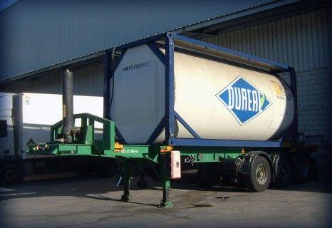 Almacenaje, distribución y transporte de productos de alimentación