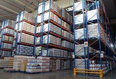 Distribución alimentos Sevilla