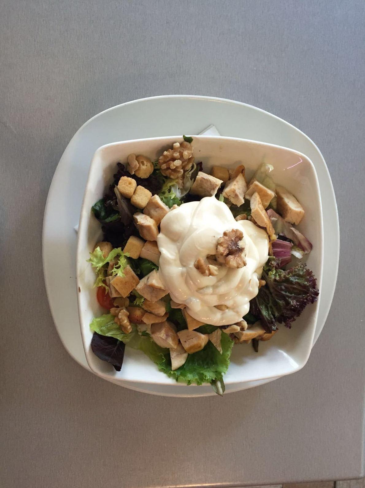 Menú del día con platos de calidad