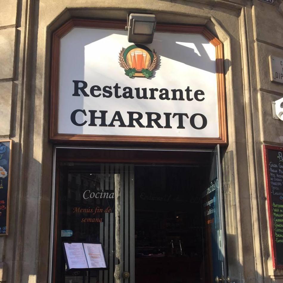 Carta: Especialidades y platos  de Restaurante Charrito