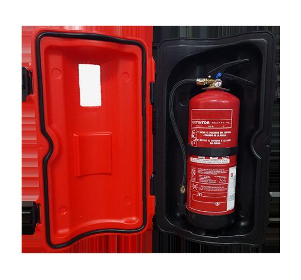 Armarios para extintores: Productos y servicios de SBD World Packaging