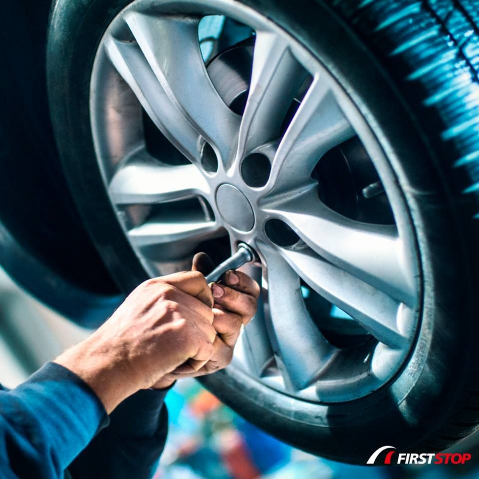 Cambio de neumáticos: Servicios de First Stop Masnou