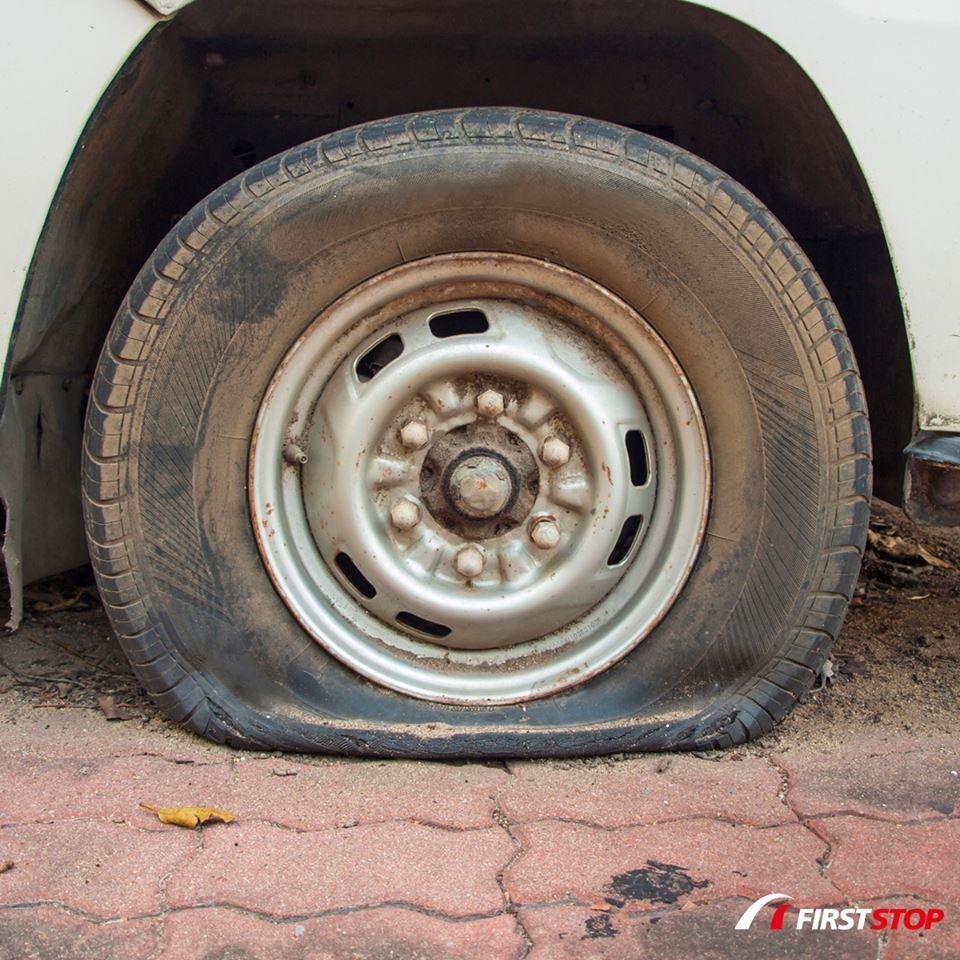 Reparación de pinchazos: Servicios de First Stop Masnou