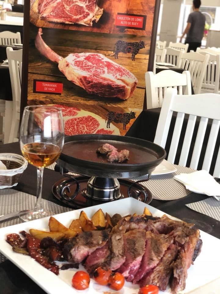 Parrilladas de carne en Badajoz