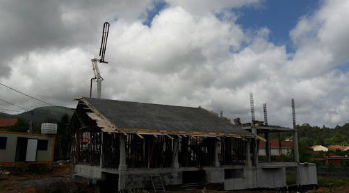 Edificación en Pontevedra