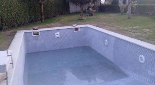 Constucción de piscinas