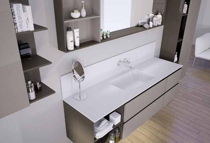 Mueble de ba o kyrya colecci n 2014 modelo d11 for Muebles de bano kyrya