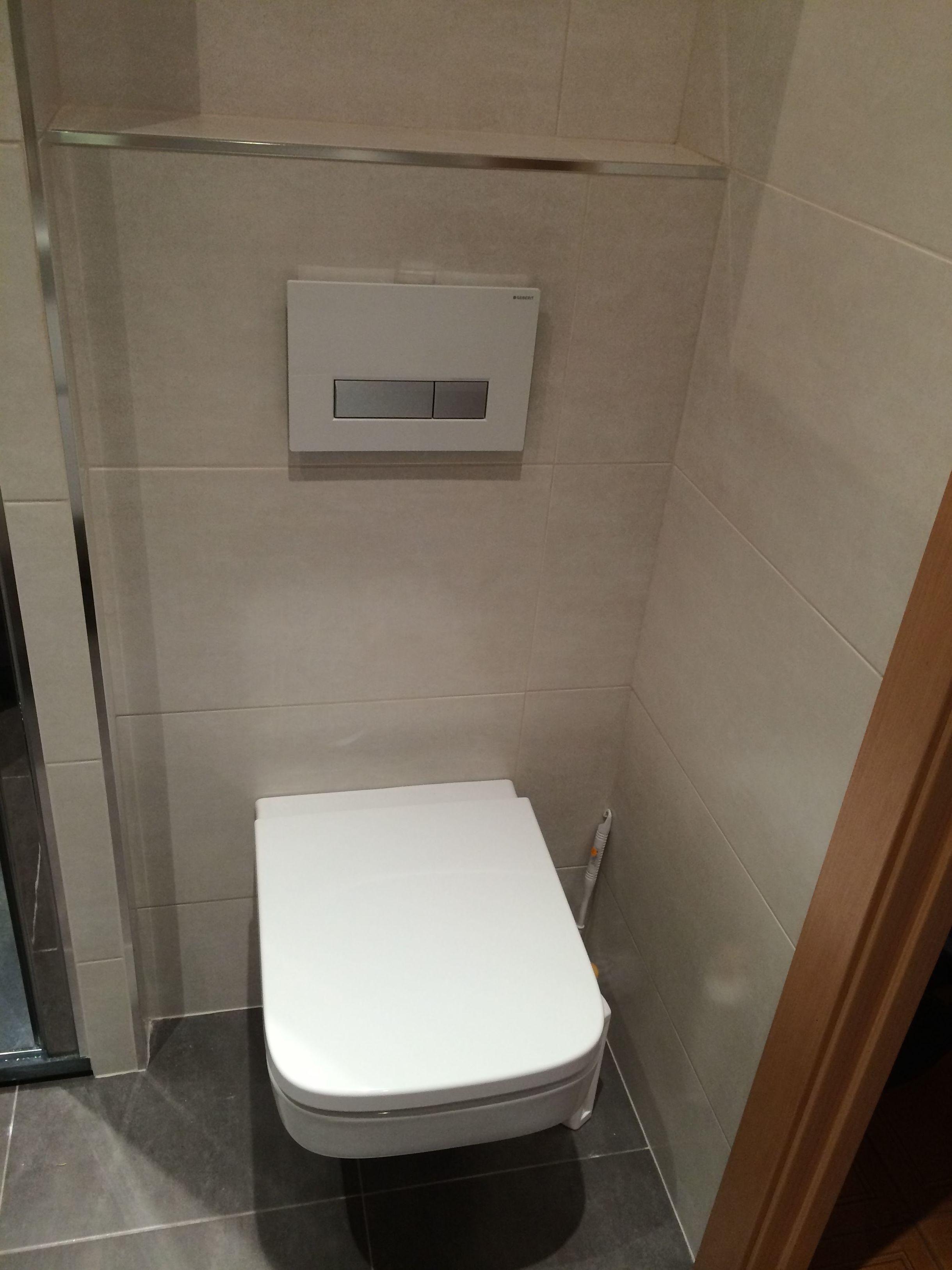 Reforma baño V (C/Provença)