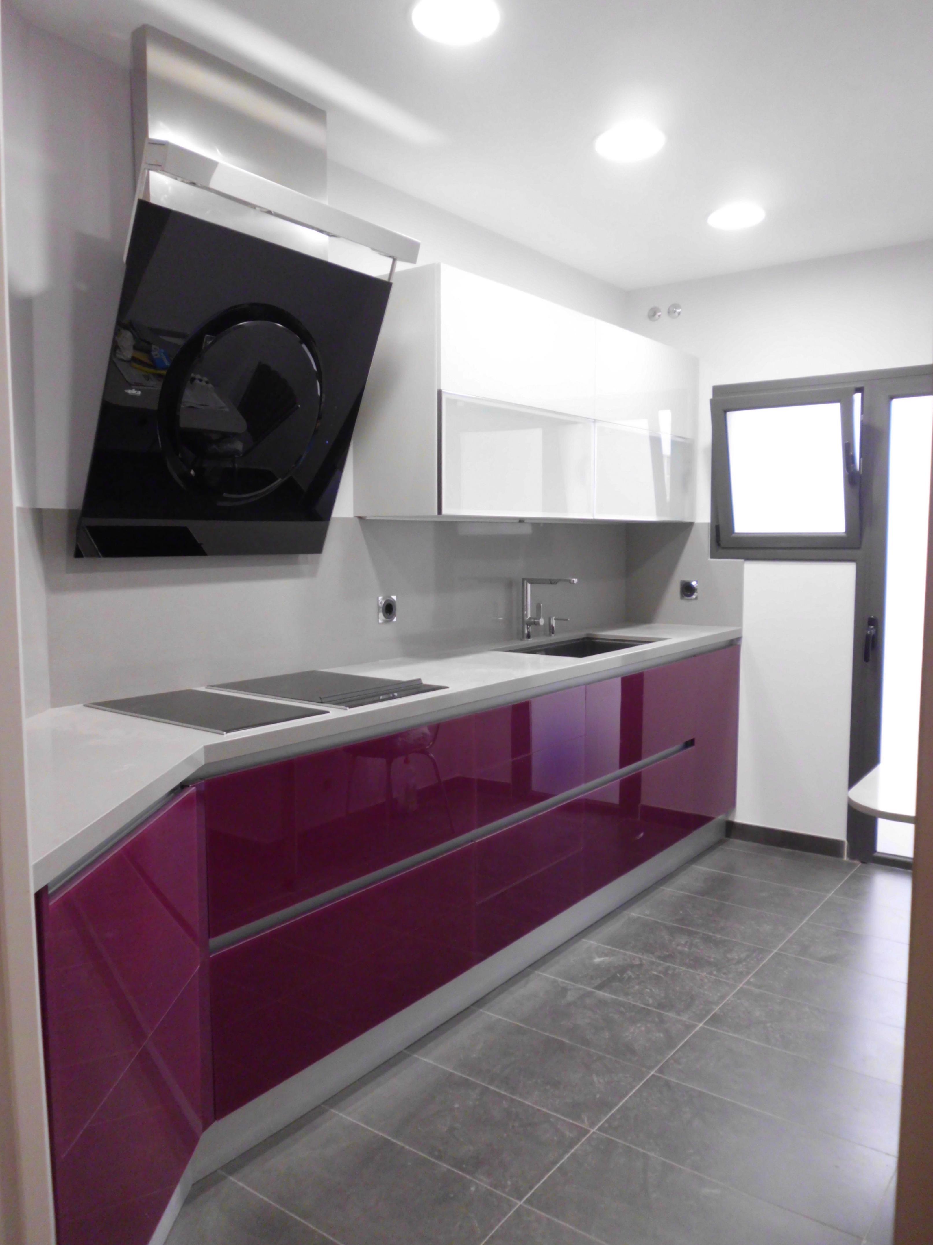 Reforma integral de de alta calidad de un piso \u002D Muebles cocina