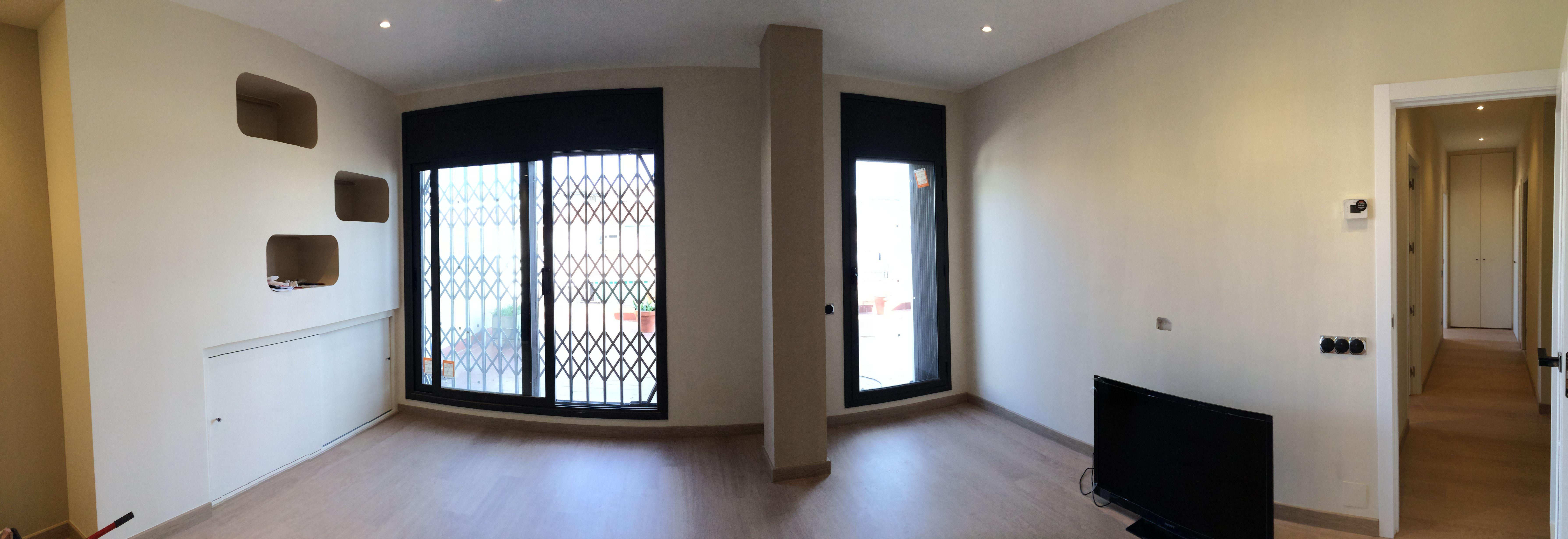 Reforma integral de de alta calidad de un piso