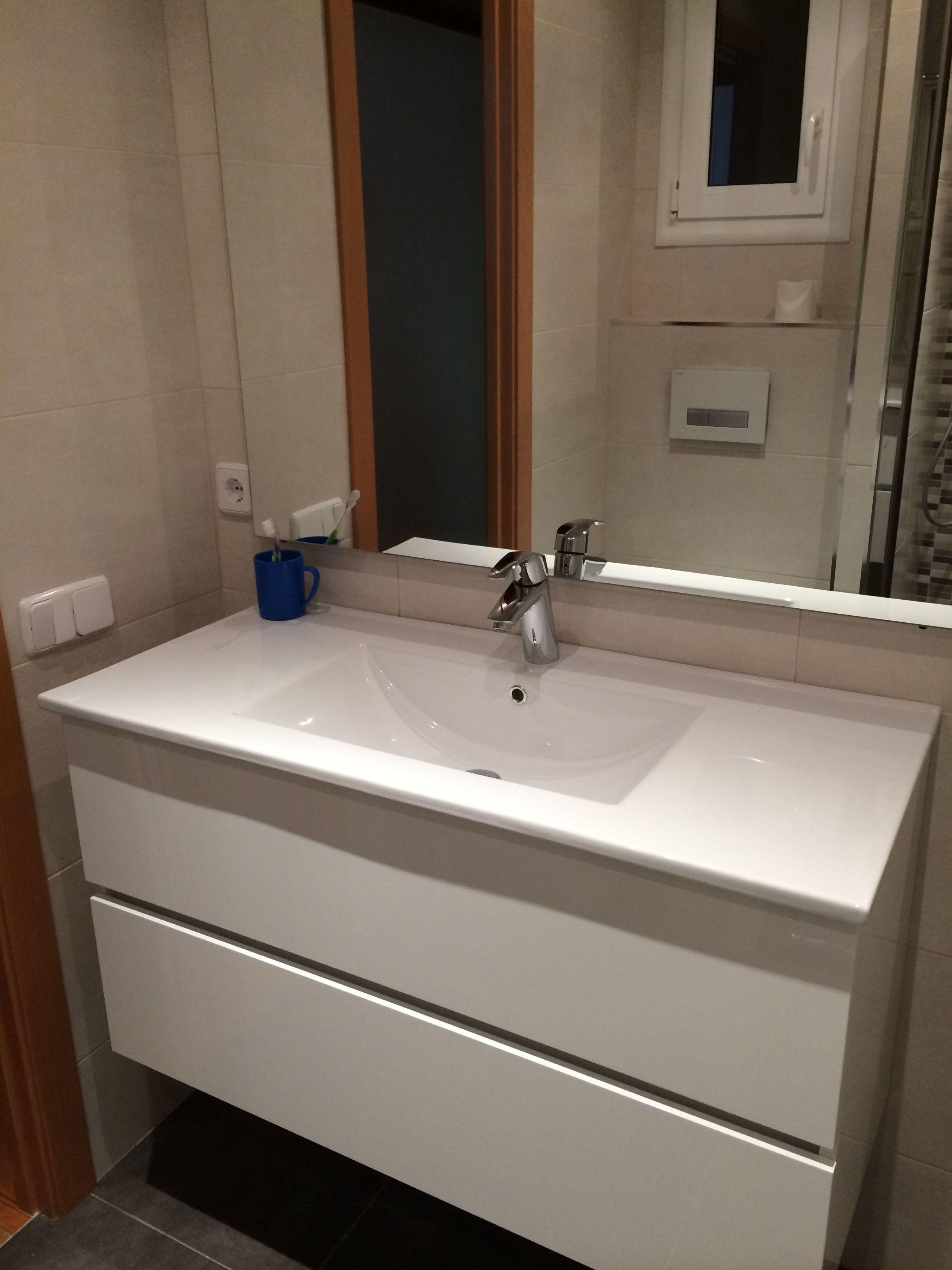 Reforma baño II (C/Provença)