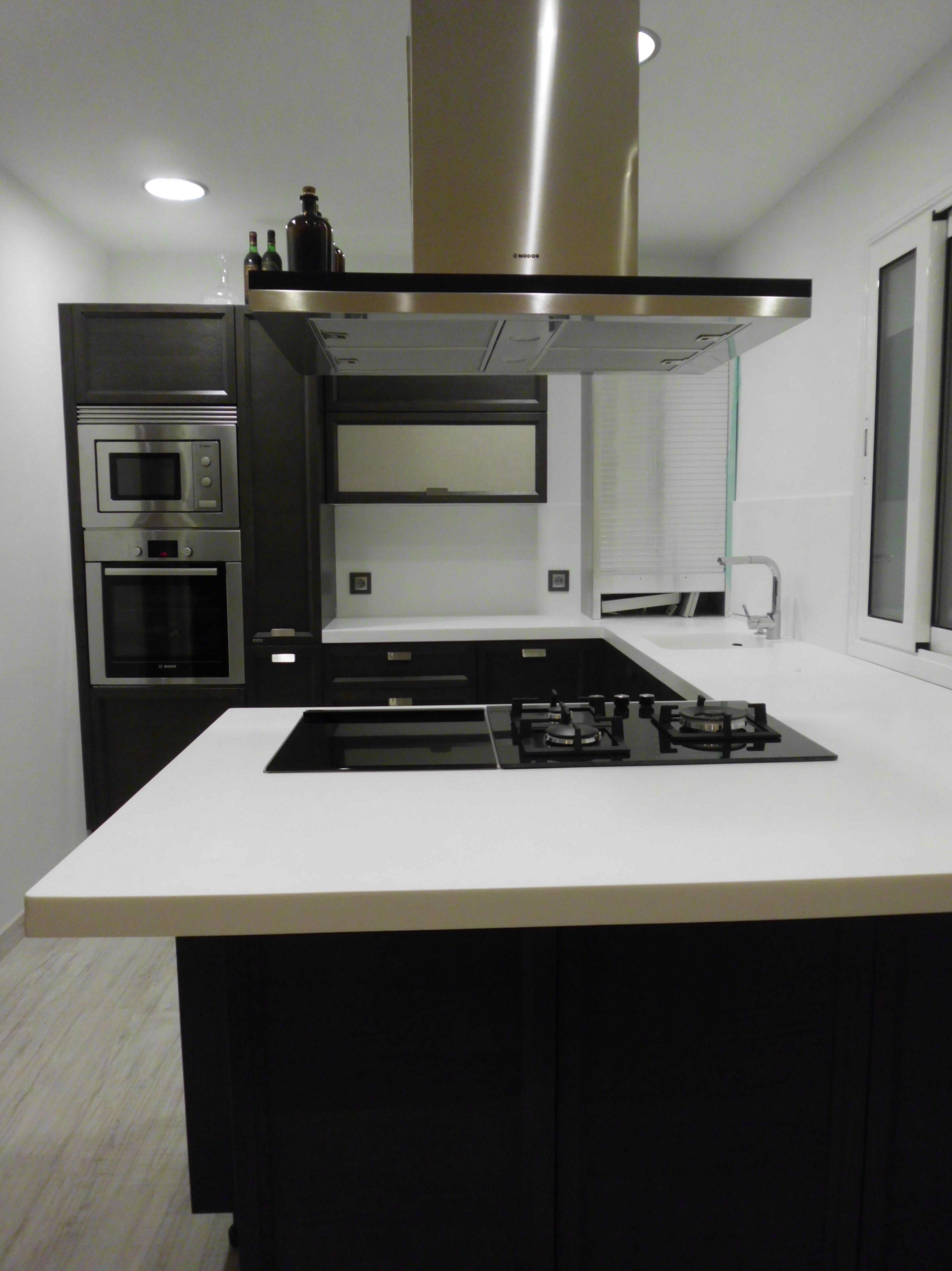 Reforma integral de calidad vivienda \u002D Cocina I (C/Felip II)