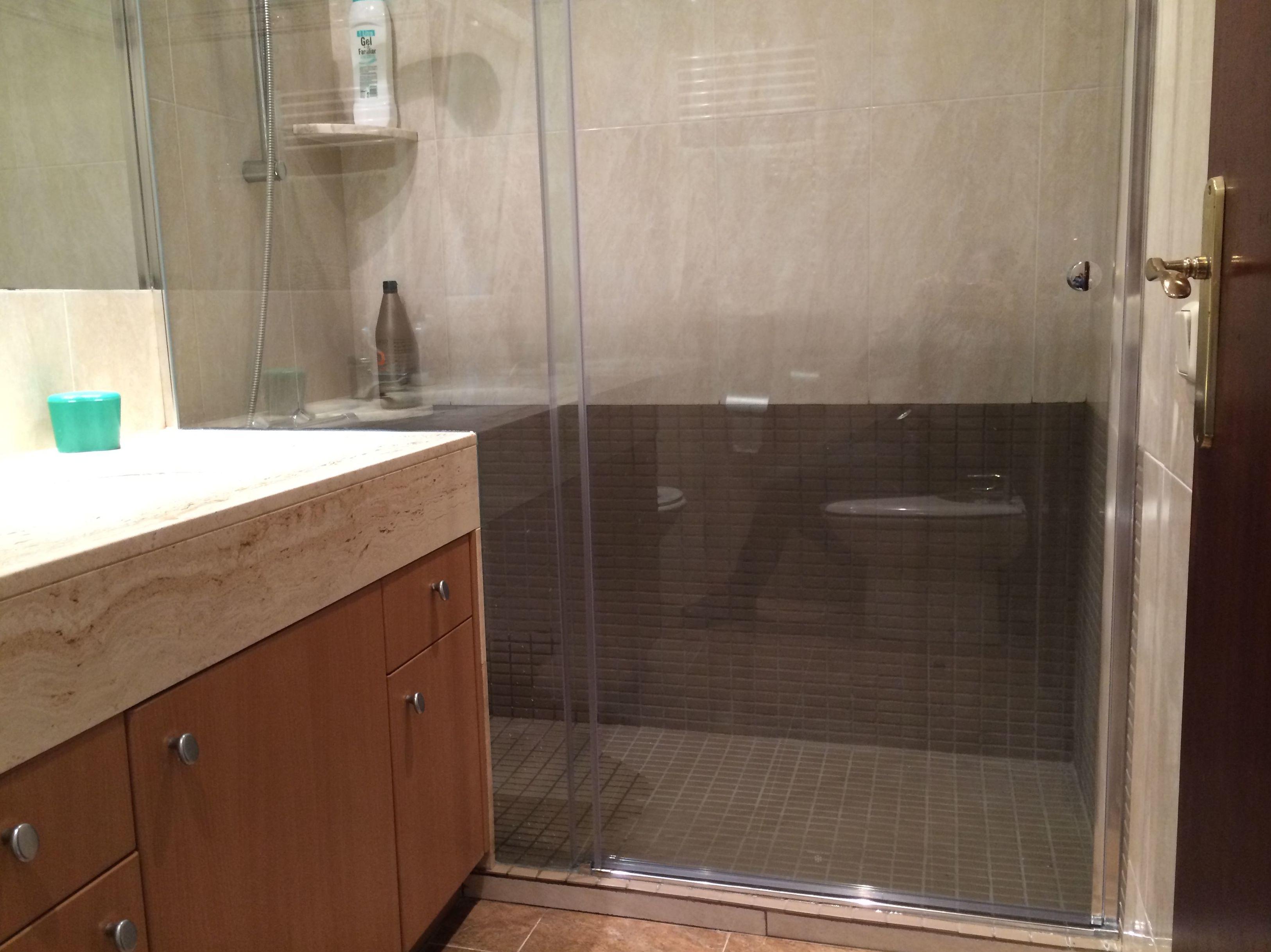 Cambio de ba era por plato de ducha servicios y productos - Banera plato de ducha ...