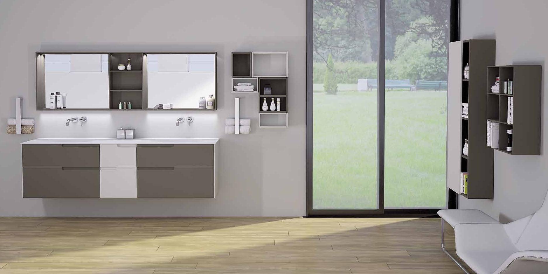 Mueble de baño Kyrya colección 2014 - Modelo D8: Servicios ... - photo#15
