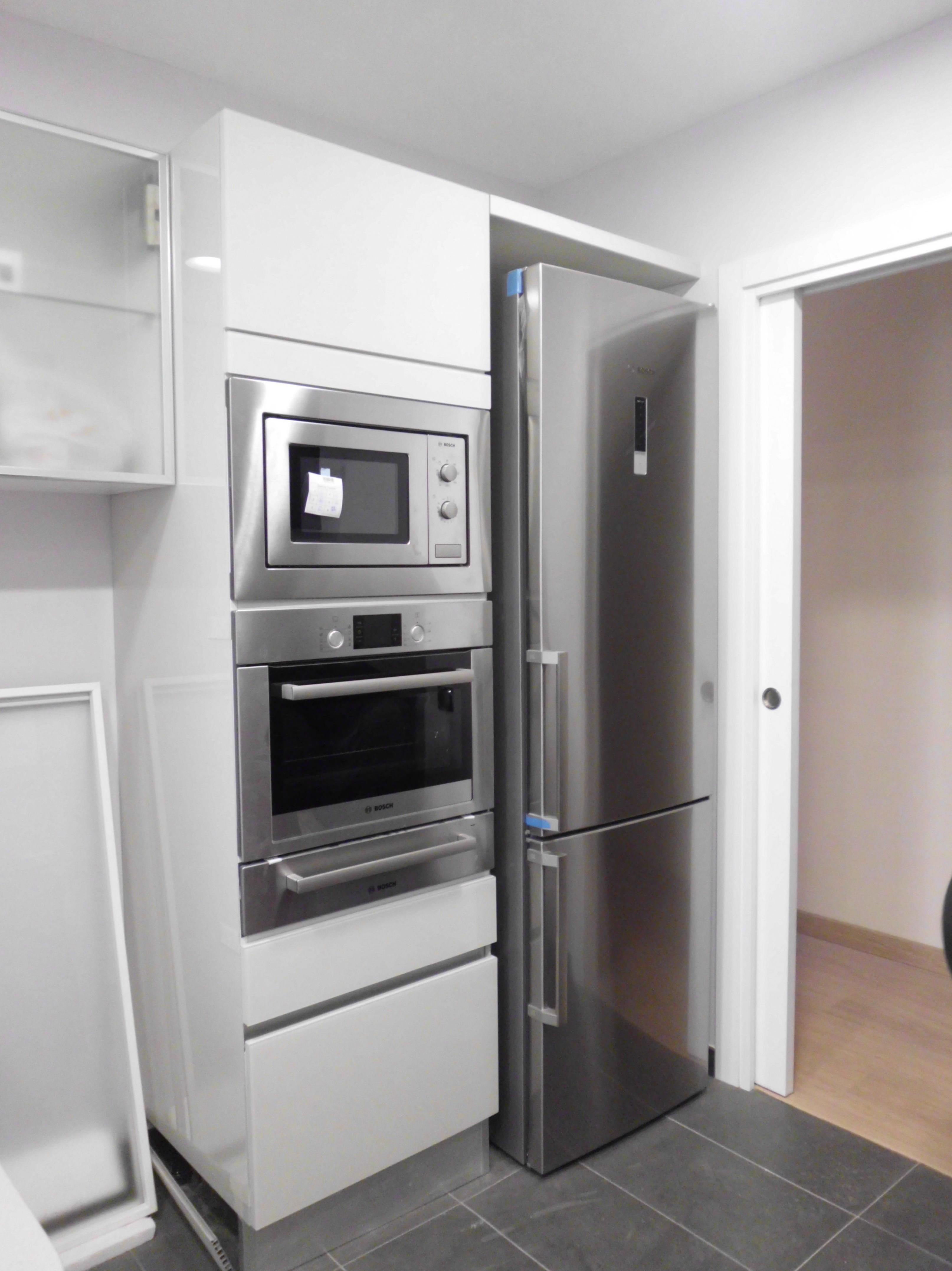 Reforma integral de de alta calidad de un piso \u002D Cocina