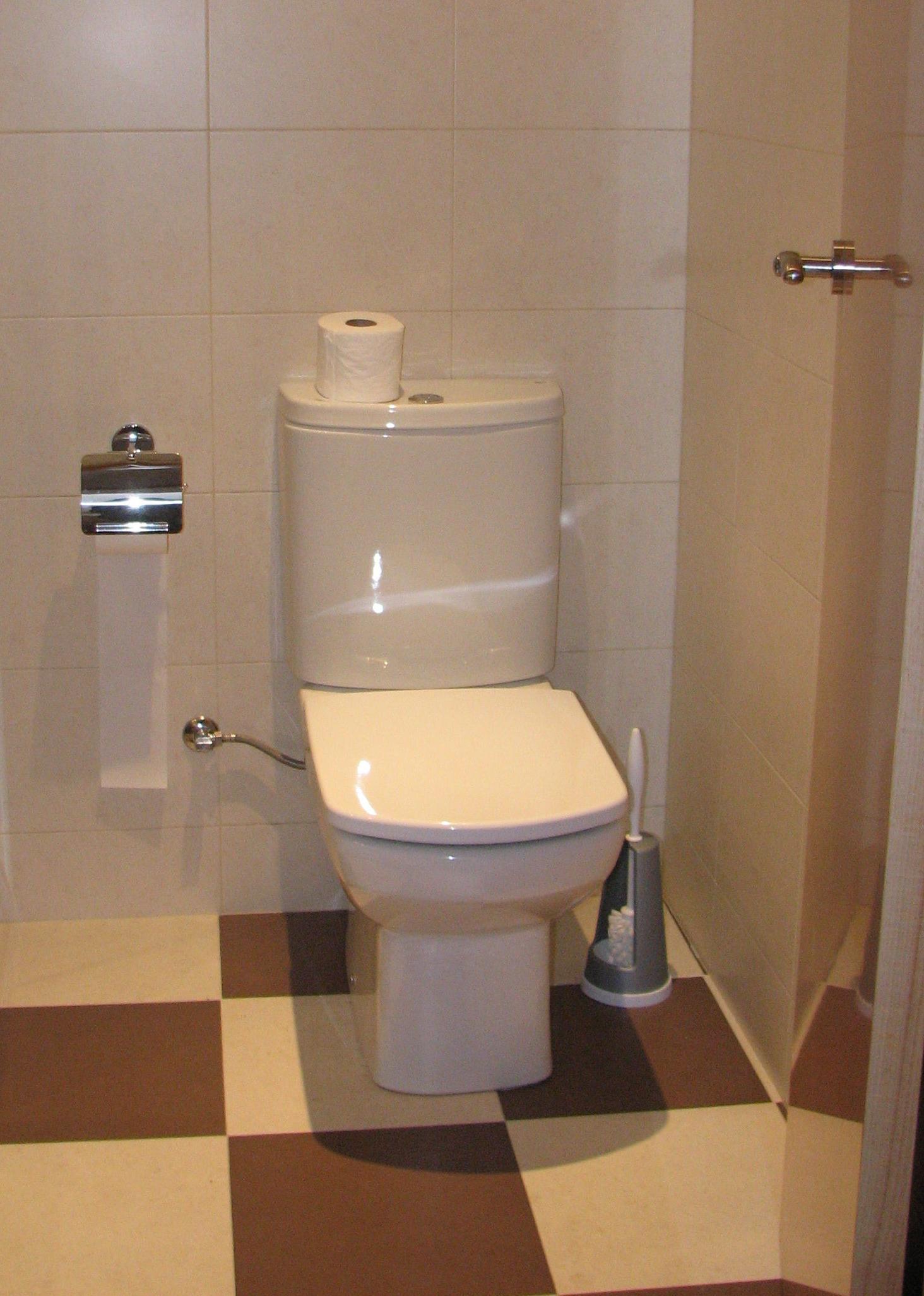 Instalaci n de wc en ba o servicios y productos de instal for Wc sin instalacion