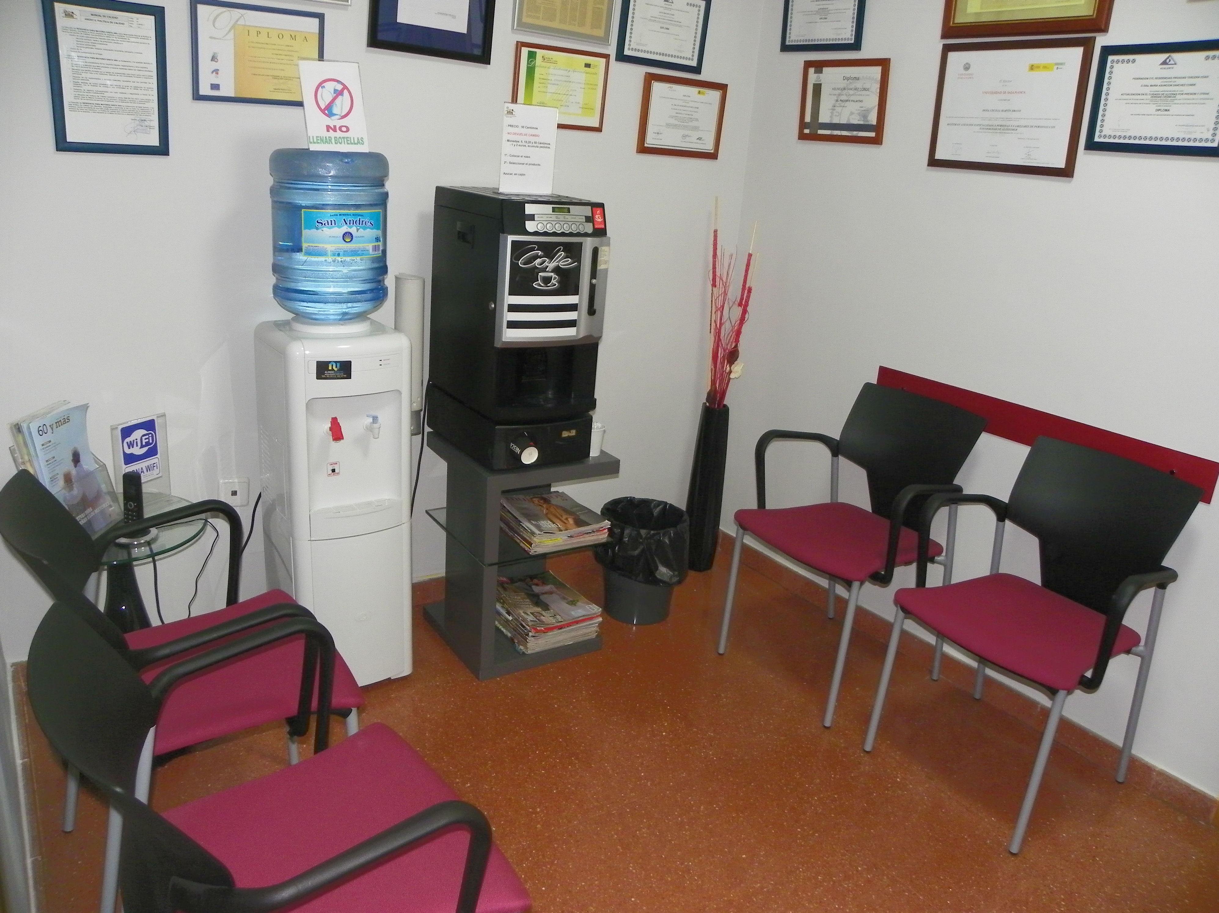 Foto 3 de Residencias geriátricas en Zaratán | Residencia para Personas Mayores Santa Ana